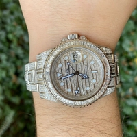 Rolex GMT-Master II Iced Out