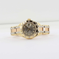 Rolex Datejust Pearlmaster Tridor Factory 80318