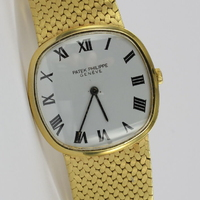 Patek Philippe Golden Ellipse 3544