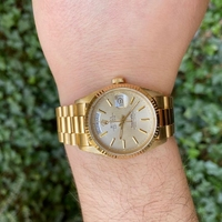 Rolex Day-Date 36 Tiffany 18038