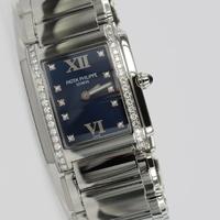 Patek Philippe Tweenty-4 Diamant-Besatz 4910/10A-012