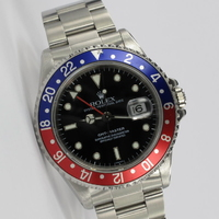Rolex GMT-Master Swiss Only A-Serie