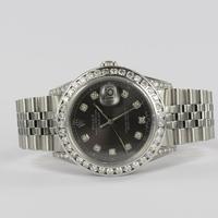 Rolex Datejust 36mm Diamant-Besatz 16014