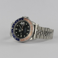 Rolex GMT-Master II Jubilee Rectangular Dial Faded 16710