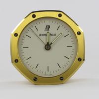 Audemars Piguet Royal Oak Desk Clock Table Tischuhr