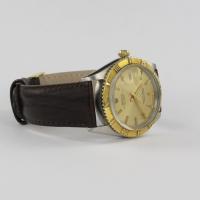 Rolex Datejust Turn-O-Graph Stahl / Gold 1625