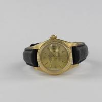 Rolex Lady Datejust 18K Gold 69178