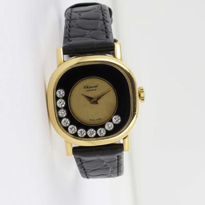 Chopard Happy Diamonds 18K Gold