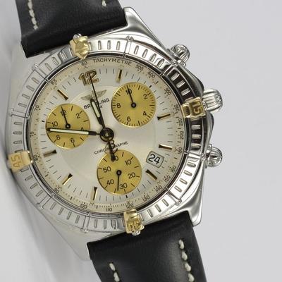 Breitling Sirius Colt Chronograph Stahl / Gold B53011
