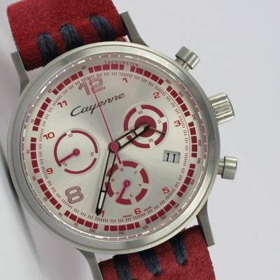 Porsche Design Cayenne Classic Chronograph Limited Edition