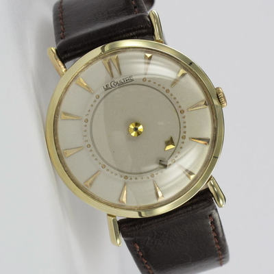 Jaeger-LeCoultre Mystery Mysterieuse 18K Gold