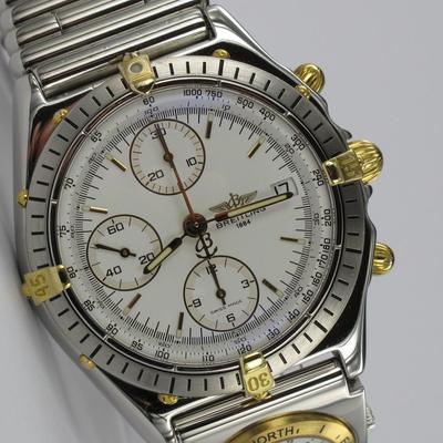 Breitling Chronomat UTC Stahl / Gold 81.950