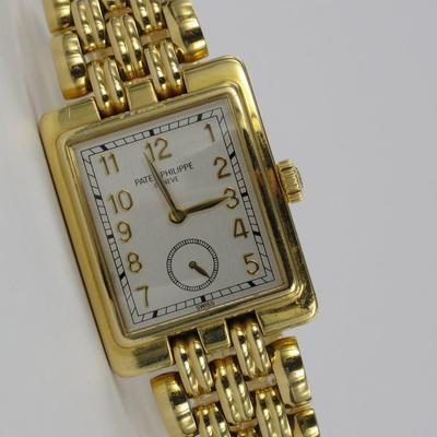 Patek Philippe Gondolo 18K Gold 5010