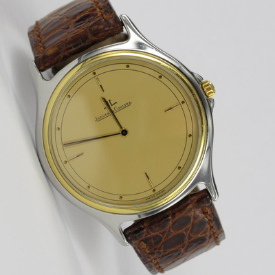 Jaeger-LeCoultre Heraion Stahl / Gold 112.5.09