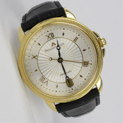 Maurice Lacroix 18K Gold Automatic Date