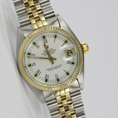 Rolex Datejust Medium 31mm Stahl / Gold