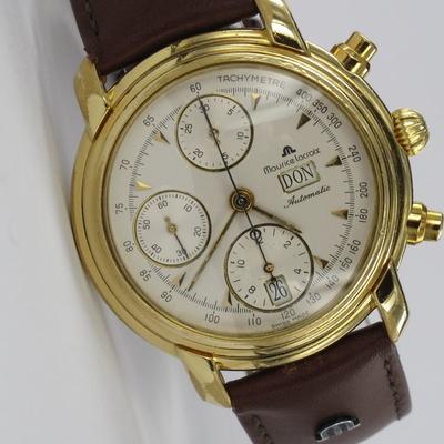 Maurice Lacroix Masterpiece Chronograph Automatik 39353