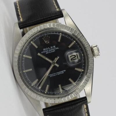 Rolex Datejust 36mm Wide Boy 1603
