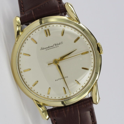 IWC Vintage 18K Gold Cal. 852