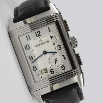 Jaeger-LeCoultre Reverso Grande Date GMT
