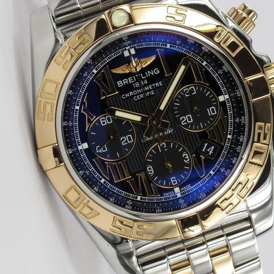 Breitling Chronomat 44 Stahl / Roségold CB0110