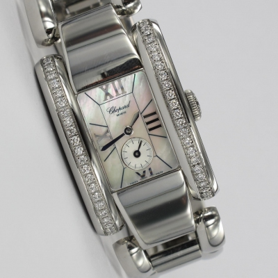 Chopard La Strada Original Diamant-Lünette MOP