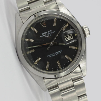 Rolex Oyster Perpetual Date 34mm 1500