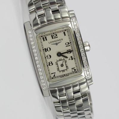 Longines DolceVita Original Diamantbesatz L5.155.0