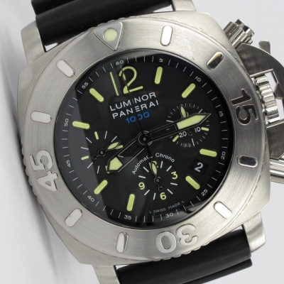 Panerai Luminor Submersible Chrono 1000 PAM 187