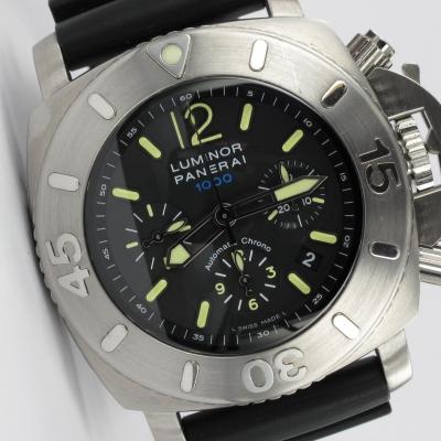 Panerai Luminor Submersible Chrono 1000 PAM 187