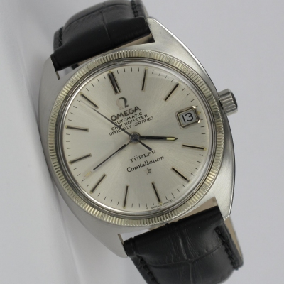 Omega Constellation Türler Rare 168027