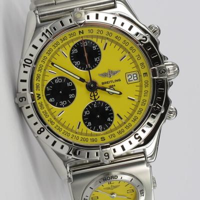 Breitling Chronomat Longitude GMT Chronograph A20048
