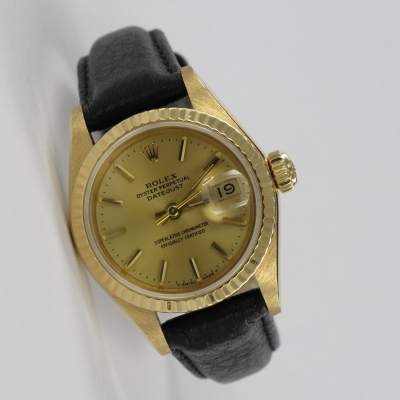 Rolex Lady Datejust 18K Gold 69178