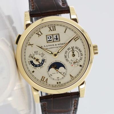 A. Lange & Söhne Langematik Perpetual 18K Gold 310.021