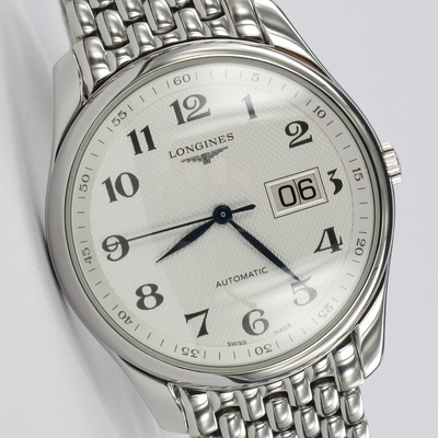 Longines Master Collection Date 40mm L2.648.4