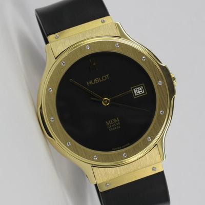 Hublot MDM Classic Geneve 18K Gold