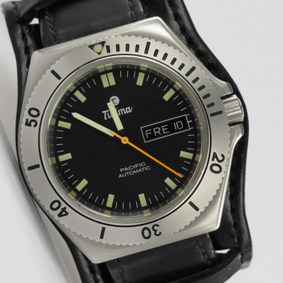 Tutima Pacific 670 Military Day-Date Automatik