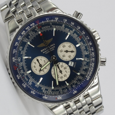 Breitling Navitimer Heritage Chronograph A35350