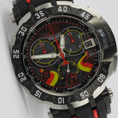 Tissot T-Race Moto GP Stefan Bradl 2016 Limited Edition