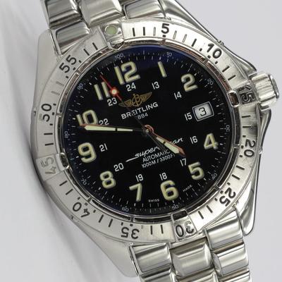 Breitling SuperOcean 41mm A17340