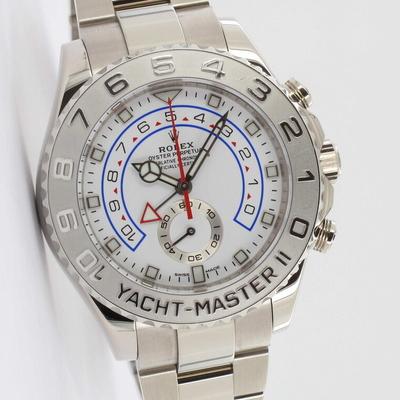 Rolex Yacht-Master II Weißgold 116689