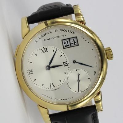 A. Lange & Söhne Lange 1 18K Gold 101.022