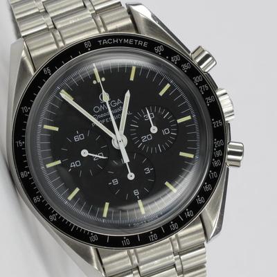 Omega Speedmaster Professional Moonwatch 861 Tritium