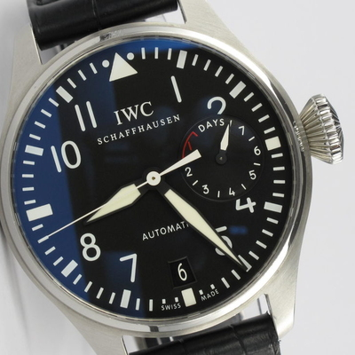 IWC Big Pilot 7-Day Power Reserve IW500901