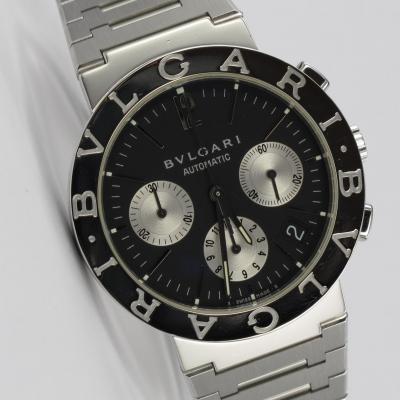 Bulgari Chronograph 38 Automatik