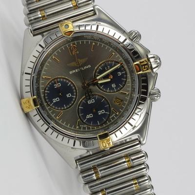 Breitling Chronomat Medium Stahl / Gold 80350