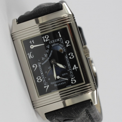 Jaeger-LeCoultre Reverso Day & Night 18K Weißgold 270.3.63
