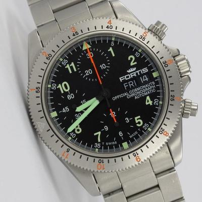 Fortis Cosmonauts Chronograph Automatic ETA 7750