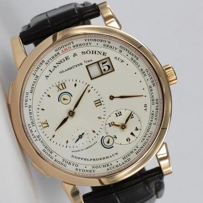 A. Lange & Söhne Lange 1 Timezone Roségold 116.032