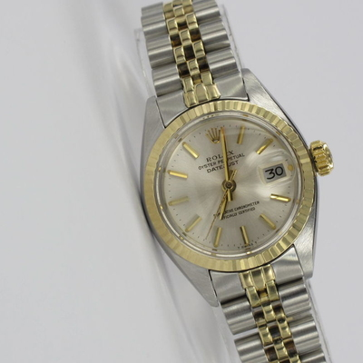 Rolex Lady Datejust Stahl / Gold 6917